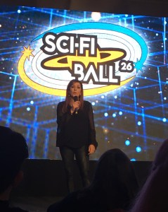 Marina Sirtis Sci-Fi Ball
