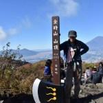 山頂での記念写真は綺麗に撮りたい 日中シンクロのすすめ