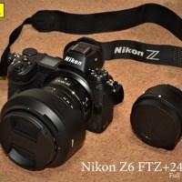 Nikon Z6を購入。導入の経緯と少し使った感想