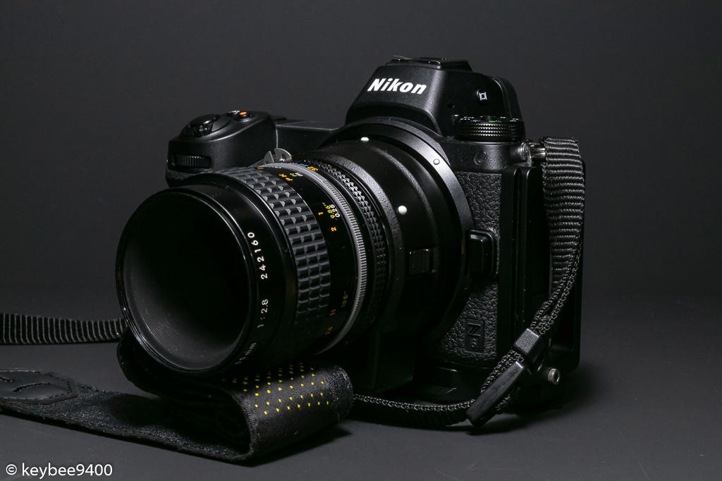 D3300で撮ったNikon Z6