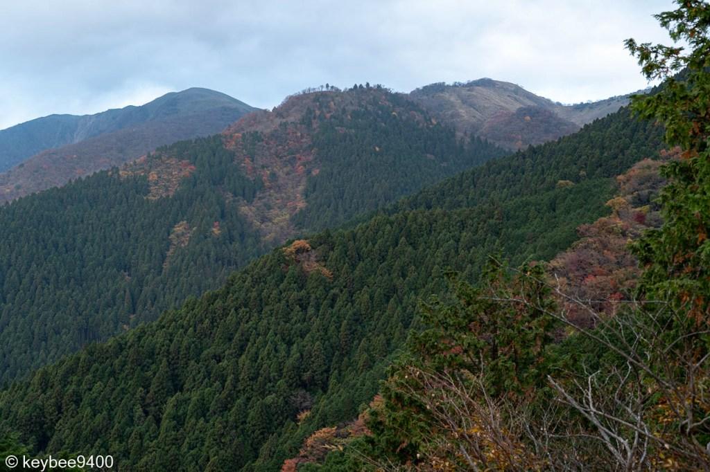 岩山展望台からの眺望