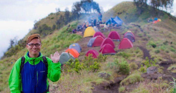 Indonesia Mountain Hiking