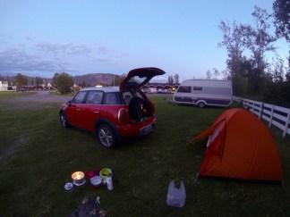 Alta River Camping
