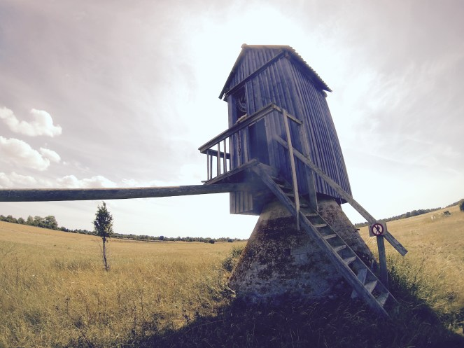 Windmill at Vilsandi