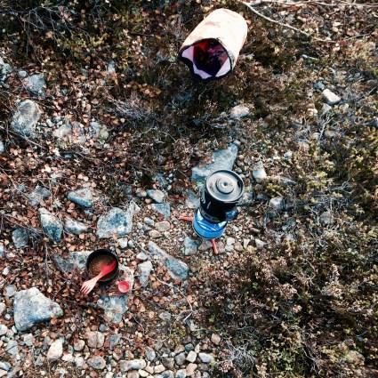 Urho Kekkosen kansallispuisto, UKK National Park, Jetboil