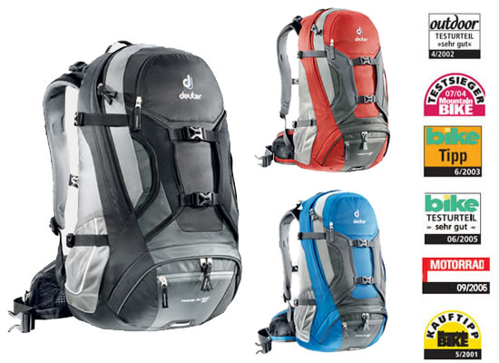 b251a49f9 Review Mochila Deuter Trans Alpine 30 • Trekking Brasil