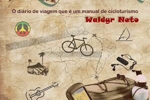Livro de cicloturismo Waldyr Neto