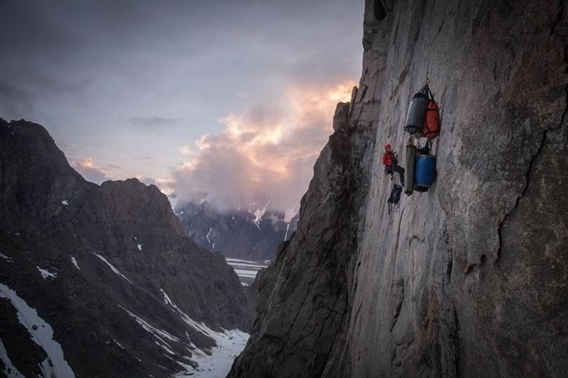 Filme de escalada Big Wall