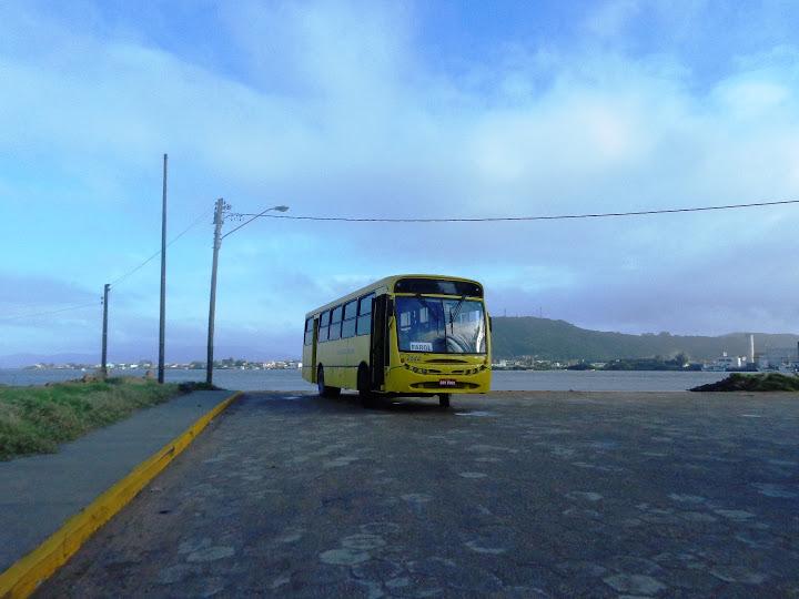 Ônibus do Farol de Santa Marta