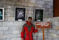 Ram Timalsina en Everest