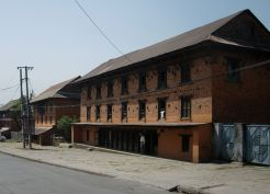 Purano Bazaar at Pokhara