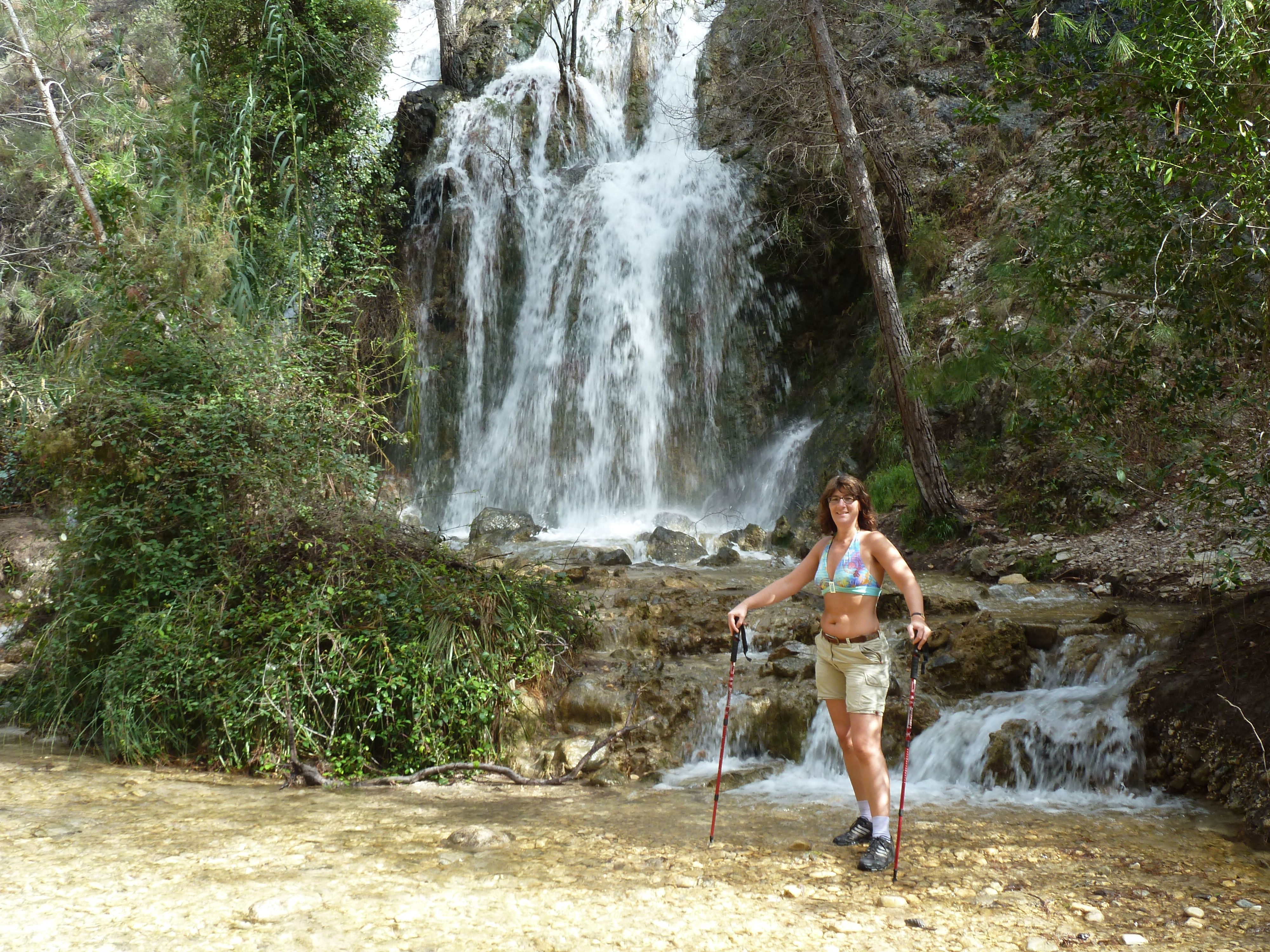 The Rio Chillar 171 Trekking Nerja Almijara