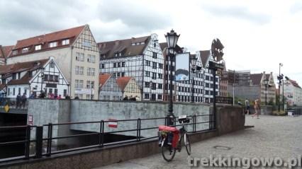 szlak latarni morskich gdańsk stare miasto martwa wisła 2 trekkingowo