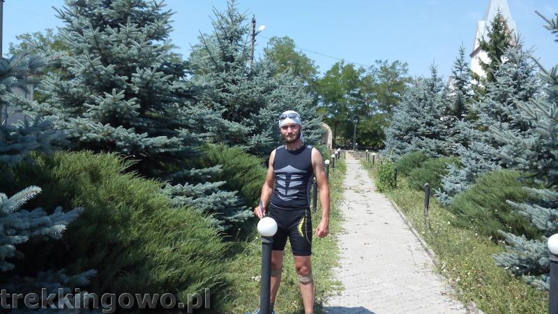 Mołdawia - Dzień 4 Strycza geocaching trekkingowo