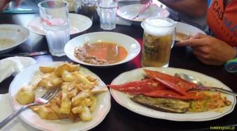 ostatni posiłek w Albanii