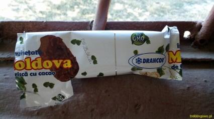 Mołdawia - lody gratis od ekspedientki (2015)