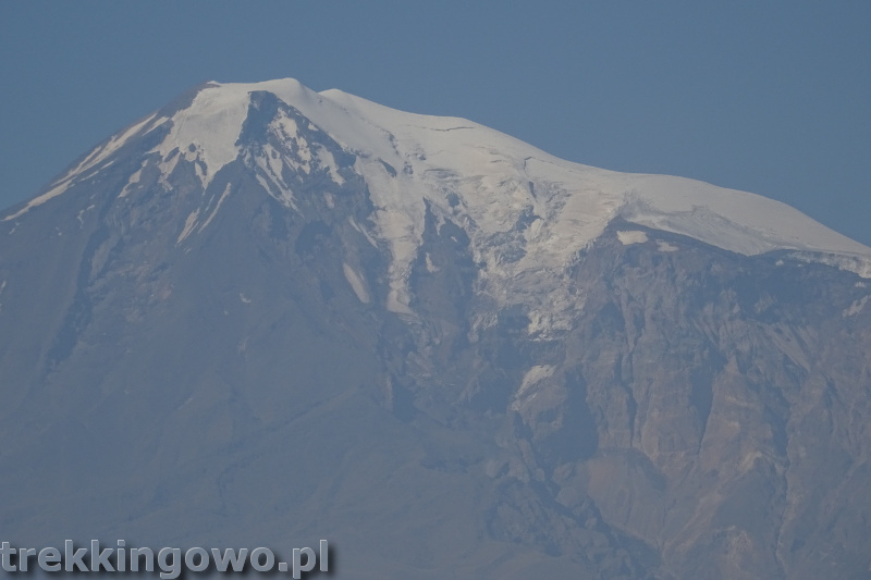 Ararat - u podnóża świętej góry Ormian ararat 3 trekkingowo