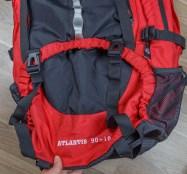Outdoorer Atlantis 90+10 Trekkingrucksack Rucksack Test Testberi