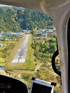 Die weltweit kürzeste Landebahn