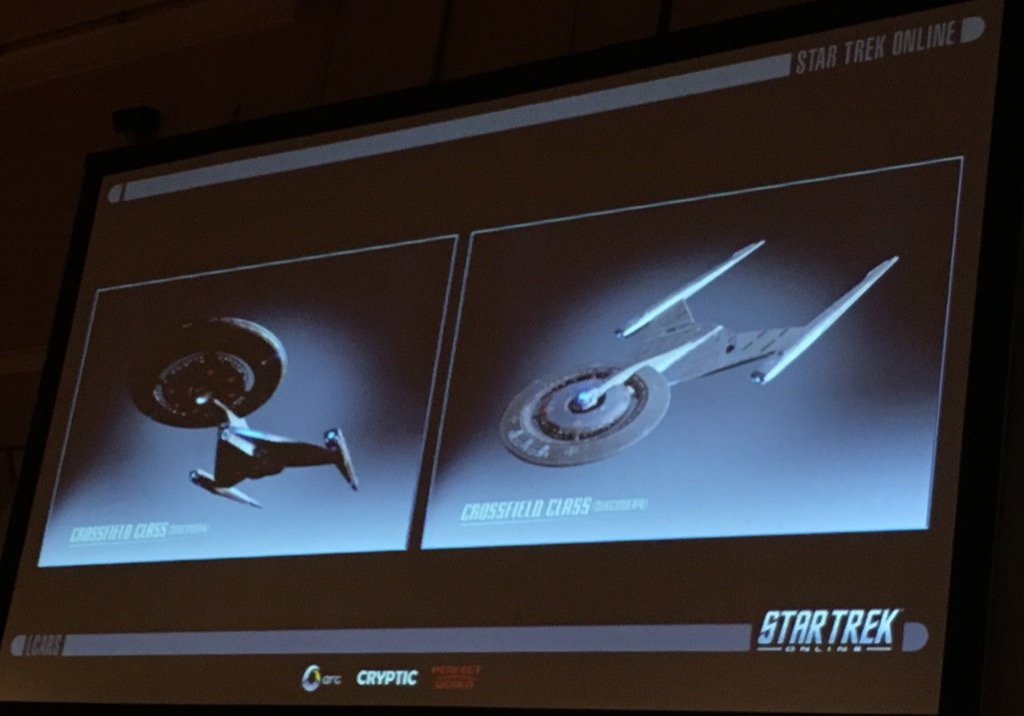 STLV18: 'Star Trek Online: Age Of Discovery' Adds Rekha