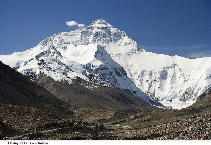 Mt. Chomolungma