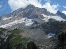 A closer view of Mt. Hood.