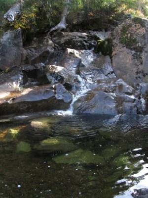Jeanette Falls Indian Heaven