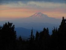 Mt. Adam at Sunset