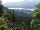 View to Cascade Locke.