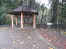 Gale Creek Overlook - Shelter