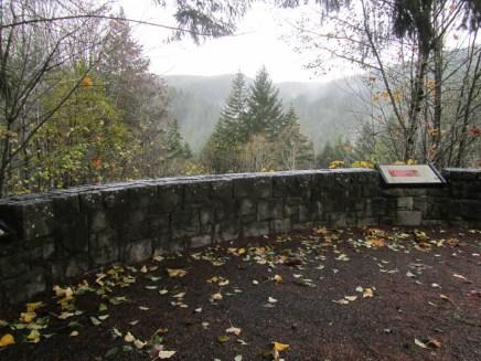 Gale Creek Overlook