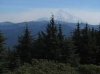The butte had pretty good views and no smoke like Mt. Jefferson.