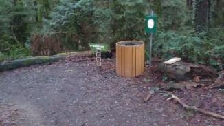 Start of wildwood off Germantown Road.