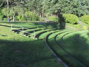 Amplathactor in Washington Park