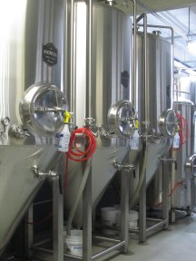 BeerFermentationTanks