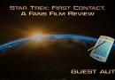 Star Trek: First Contact,A Fan's Film Review