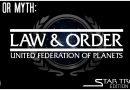 Truth Or Myth? Law and Order UFP (Part 1)