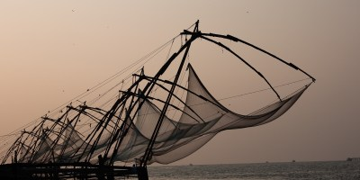 Fishing Nets at Kochi