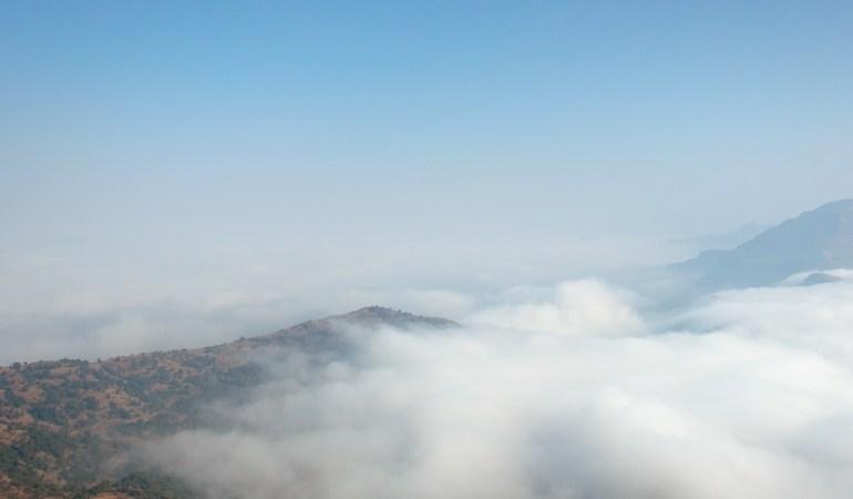 Climbing Maharashtra's Tallest Peak