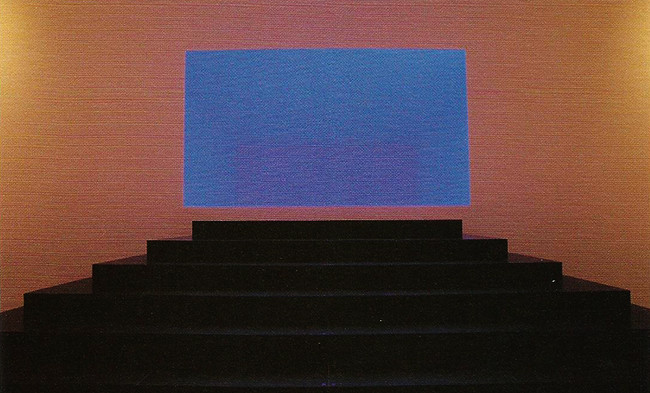 """Open Field"", by James Turrell, 2000"