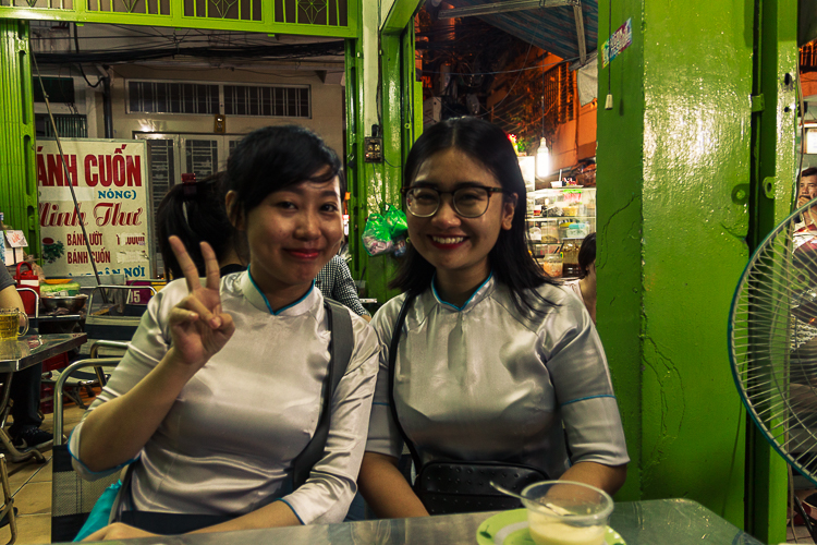 My guides from XO tours