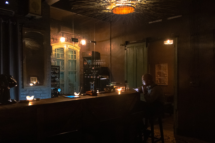 """The Other Room - a quaint """"speakeasy"""" style bar in Hanoi"""