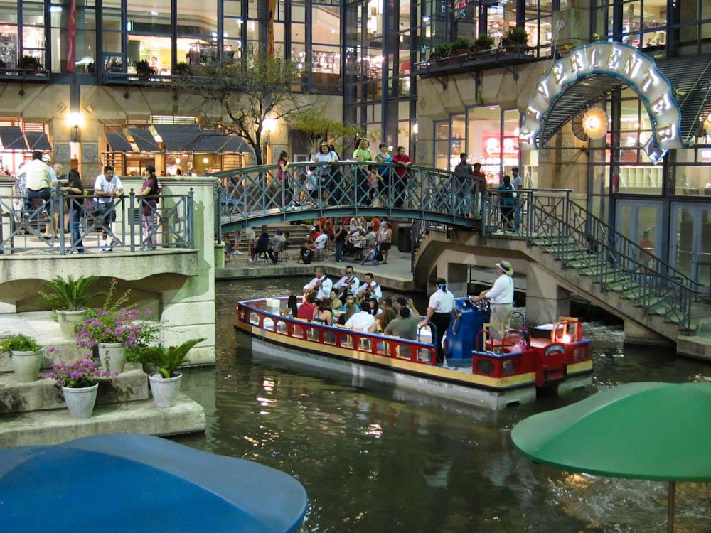 River Walk Boats