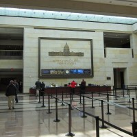 US Capitol Visitor Center