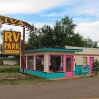 Kiva RV Park Office
