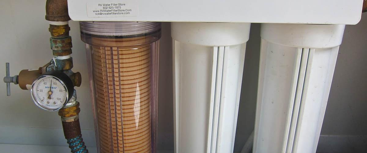 RV Water Filtration