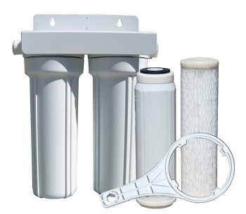 Watts 2 Canister Water Filtration