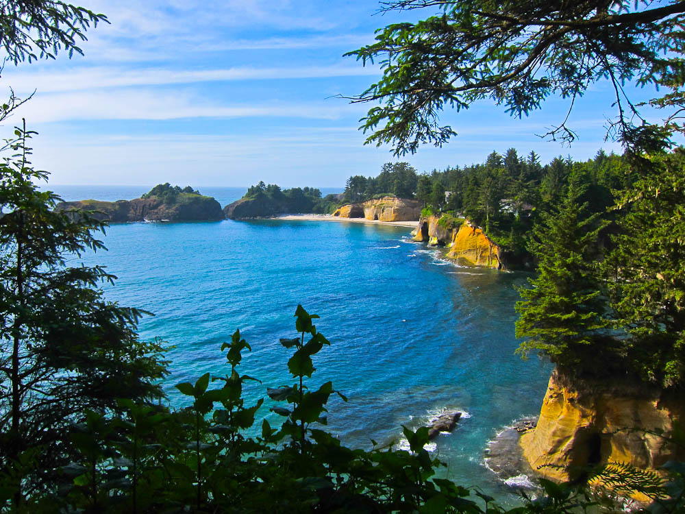 Oregon Coast Amazing View