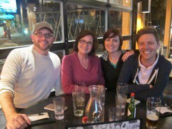 Rich, Kathy, Nikki, & Jason