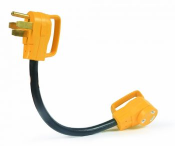 30amp F to 50amp M adapter